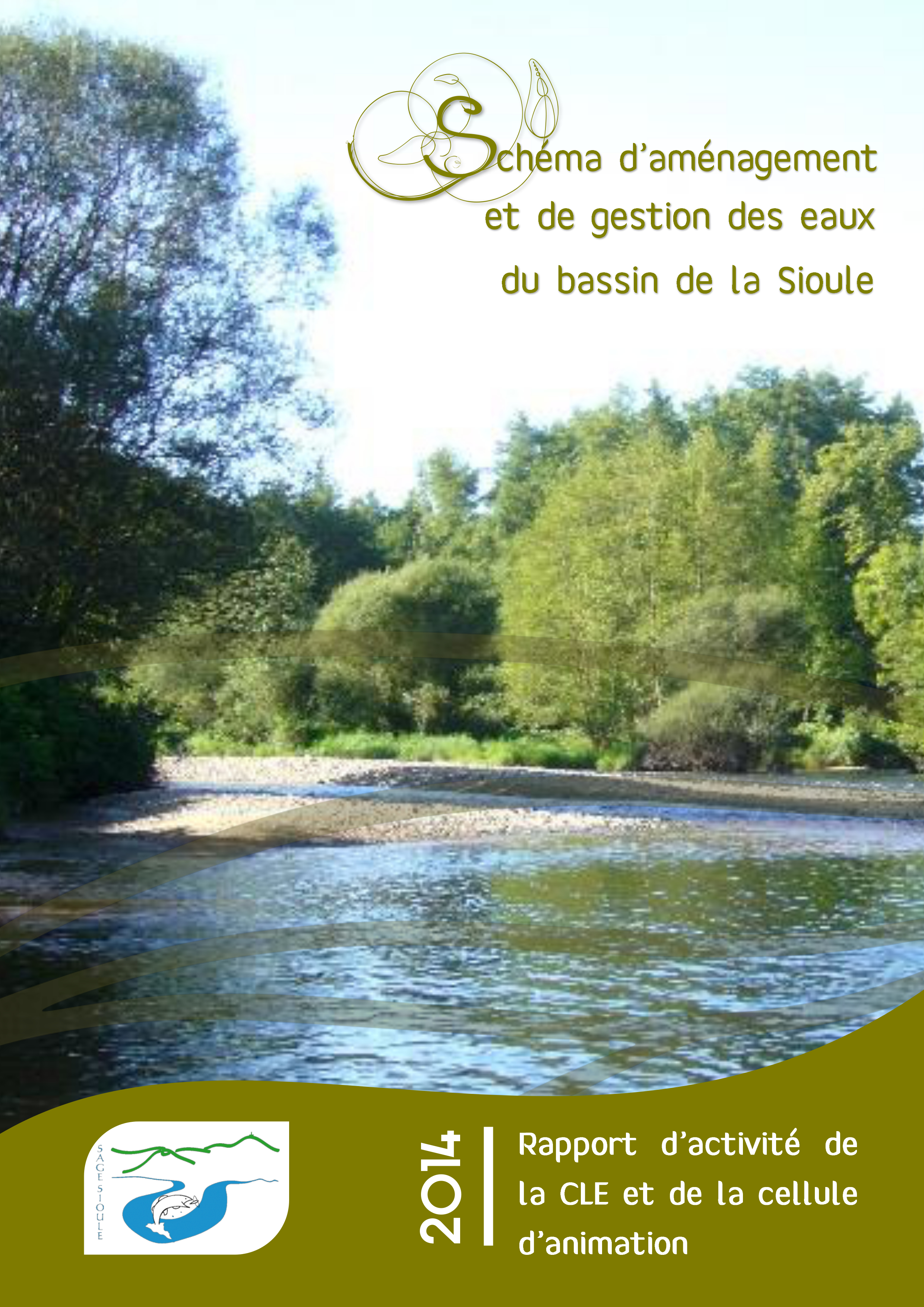 2014 - Rapport d'activité CLE image